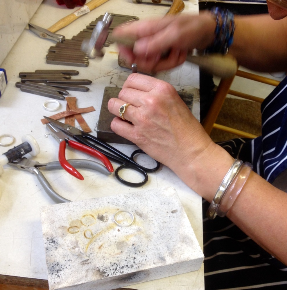 Friday 21st April 2017 - An introduction to making jewellery in silver