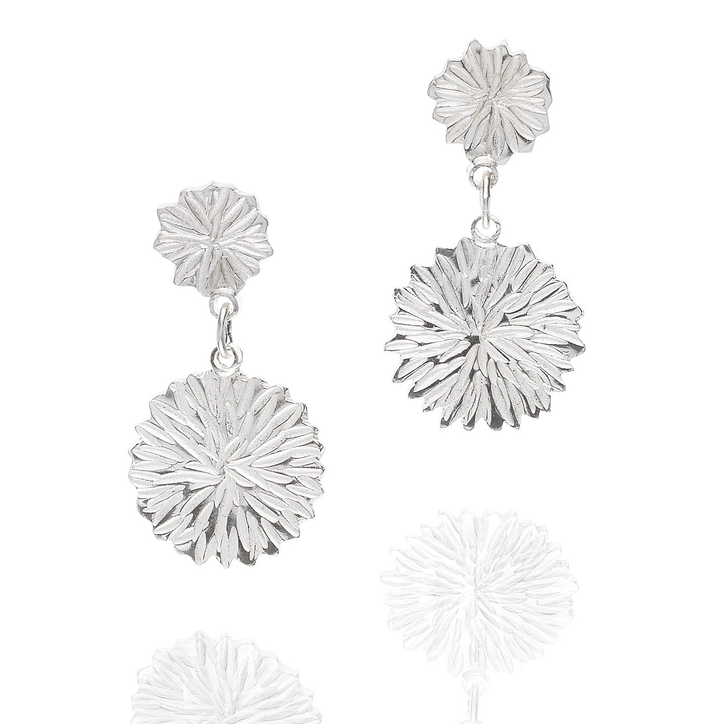 Cathy-Newell-Price-Dahlia-drop-earrings