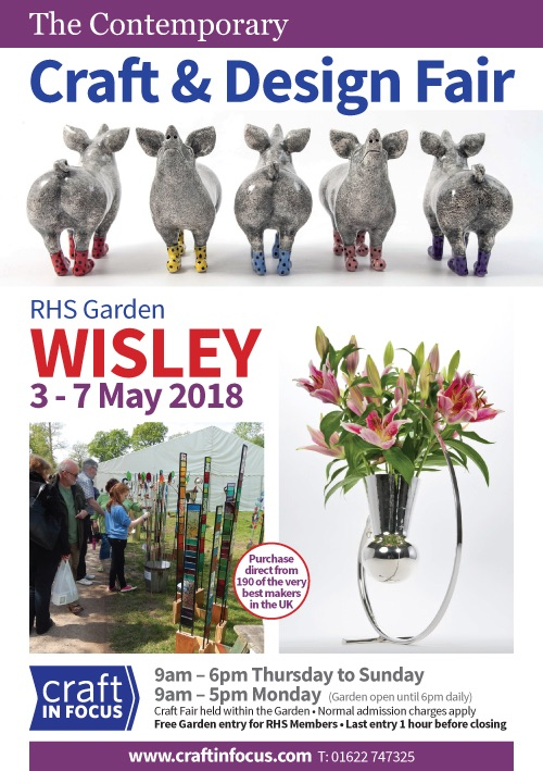 Craft Fair May Bank Holiday Wisley