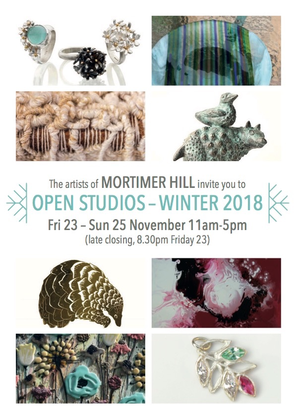 mortimer hill open studios
