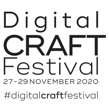 How to Make a Flower Brooch from Recycled Materials as Part of The Digital Craft Festival Saturday 28th November 2020