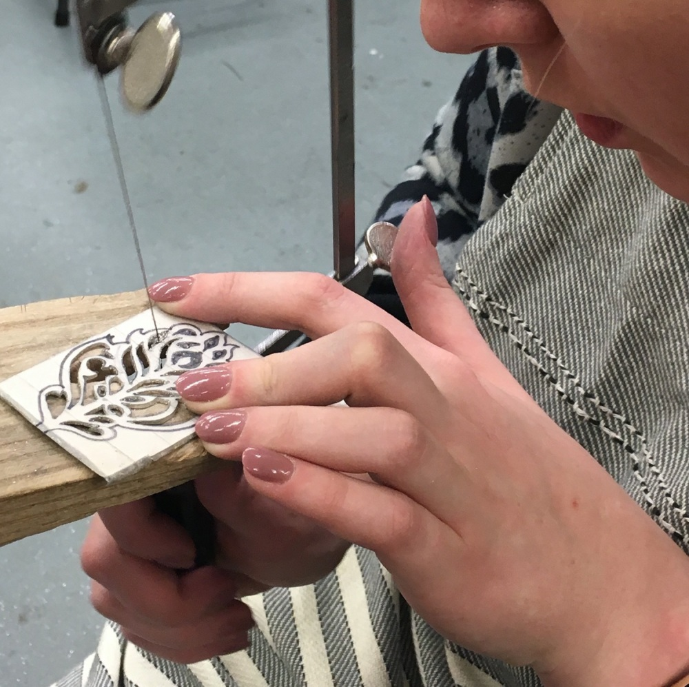 Make Silver Jewellery Online - 4 Week Evening Class March 2021