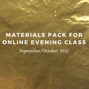 Materials pack for online classes