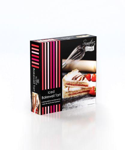 6 packs of Iced Bakwell Tarts