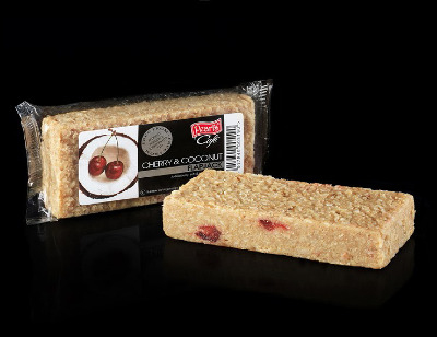 Case of 20 x Cherry & Coconut Flapjacks 120g
