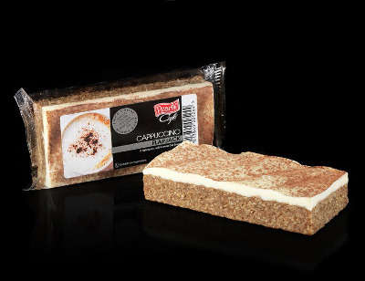 Case of 20 x Cappuccino Flapjacks 120g