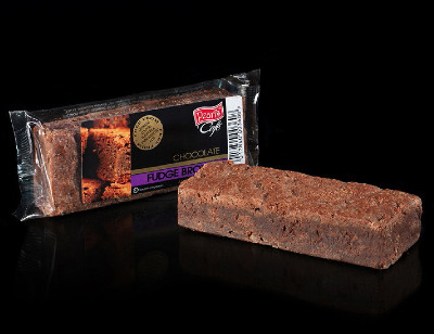 24 x Chocolate Fudge Brownie 80g