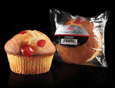 24 x Cherry Muffins