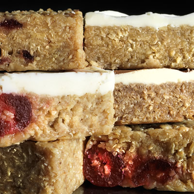 Case of 20 x Assorted Flapjacks 120g (MIX A)
