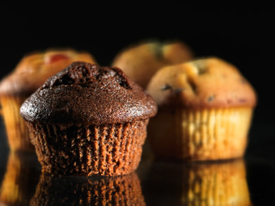 20 x Assorted Muffins