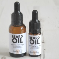 Natural Beard Softening Oil