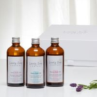 Aromatherapy Bath Oil Selection