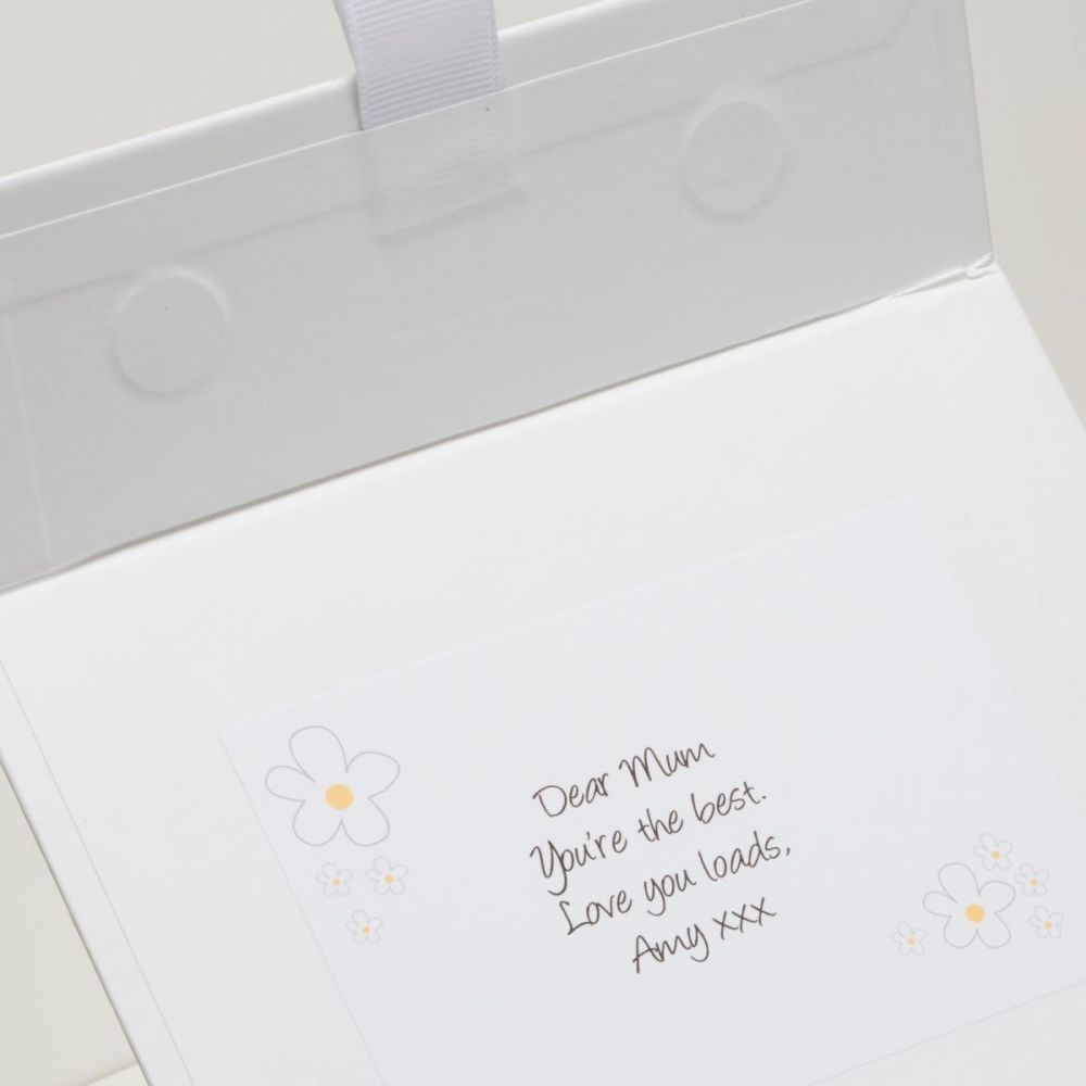 Gift Message for Mothers Day by Lovely Soap Company