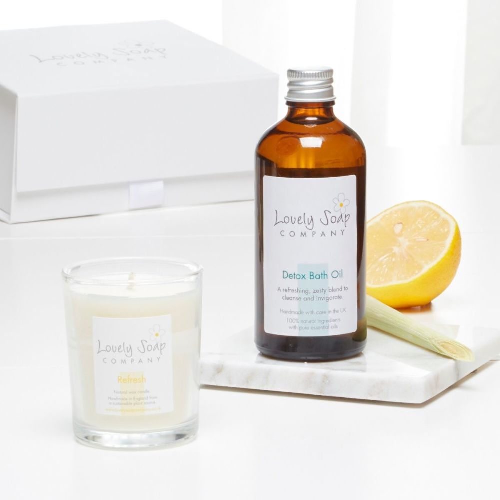 Refresh Indulgence Gift Set