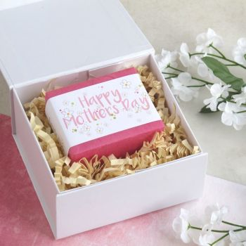 Personalised Mothers Day Soap Gift