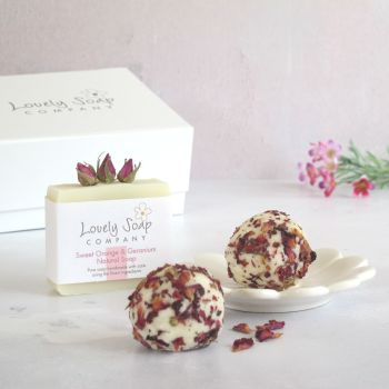 Aromatherapy Bathtime Bliss Gift Set