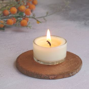 Natural Scented Tea Light Candles