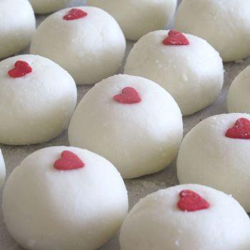 Lavender Heart Cocoa Butter Bath Truffle