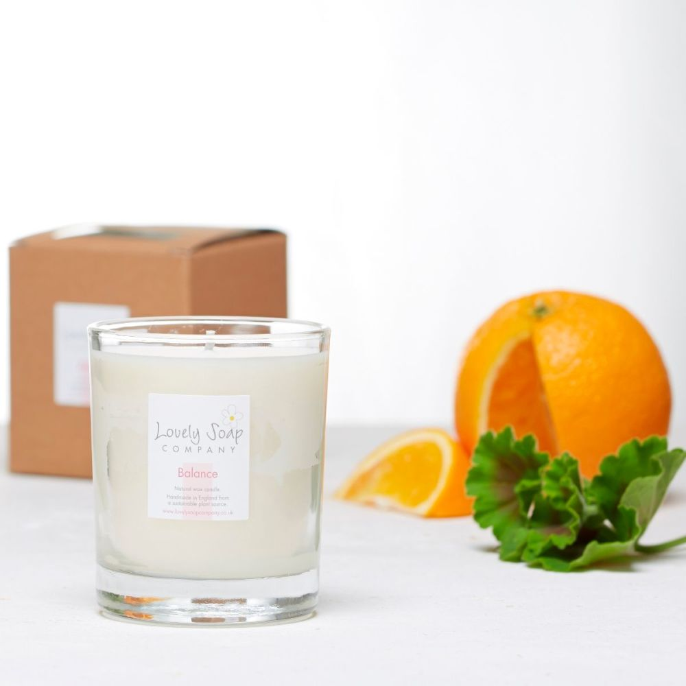 SECONDS - Large Balance Candle
