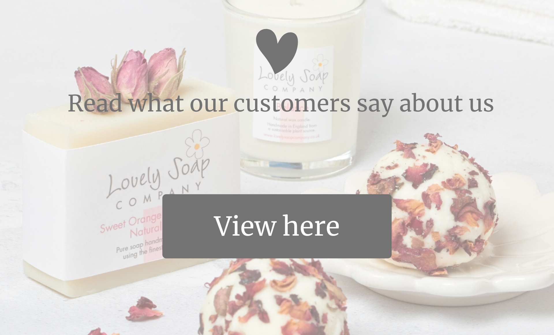 customer reviews Lovely Soap Co