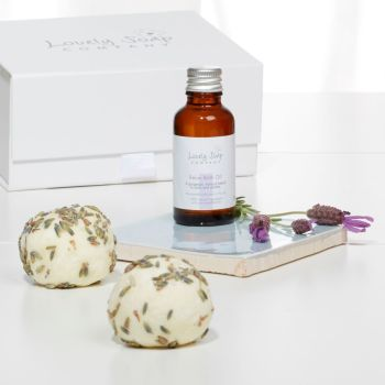 Relaxing Aromatherapy Pamper Gift