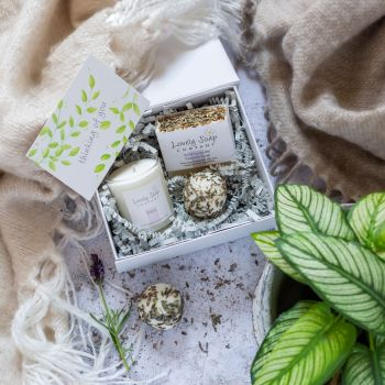 Personalised Thinking of You Pamper Box