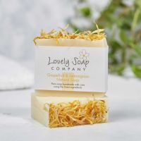 Grapefruit & Lemongrass Natural Soap