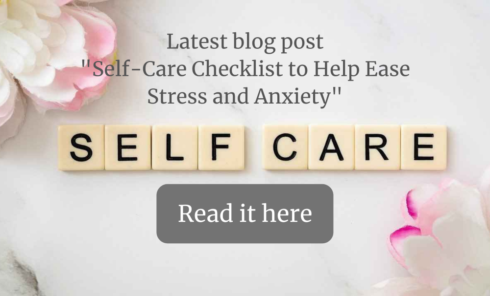 self care checklist by Lovely Soap co