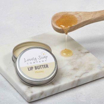Organic Honey Lip Butter