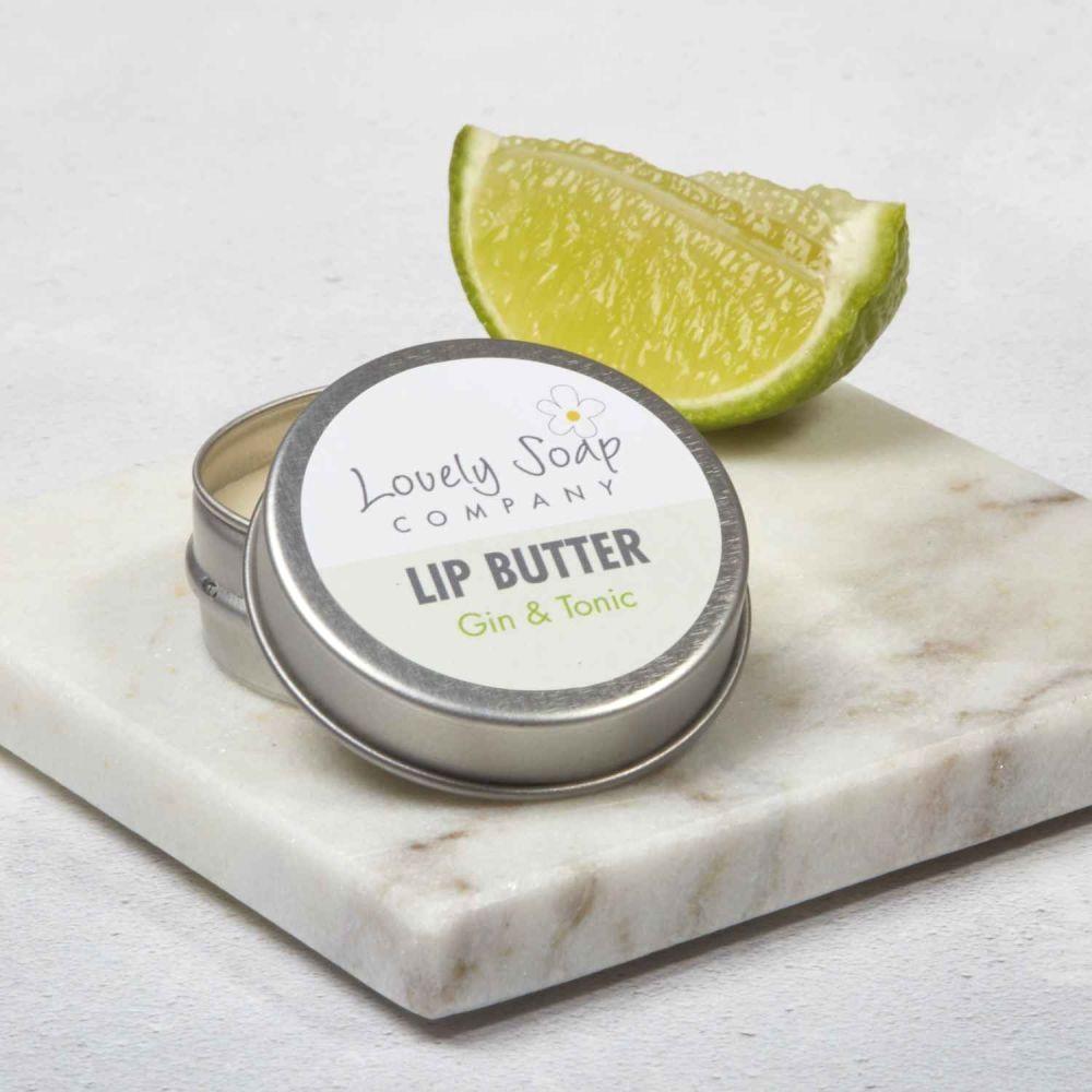 Organic Gin & Tonic Lip Balm