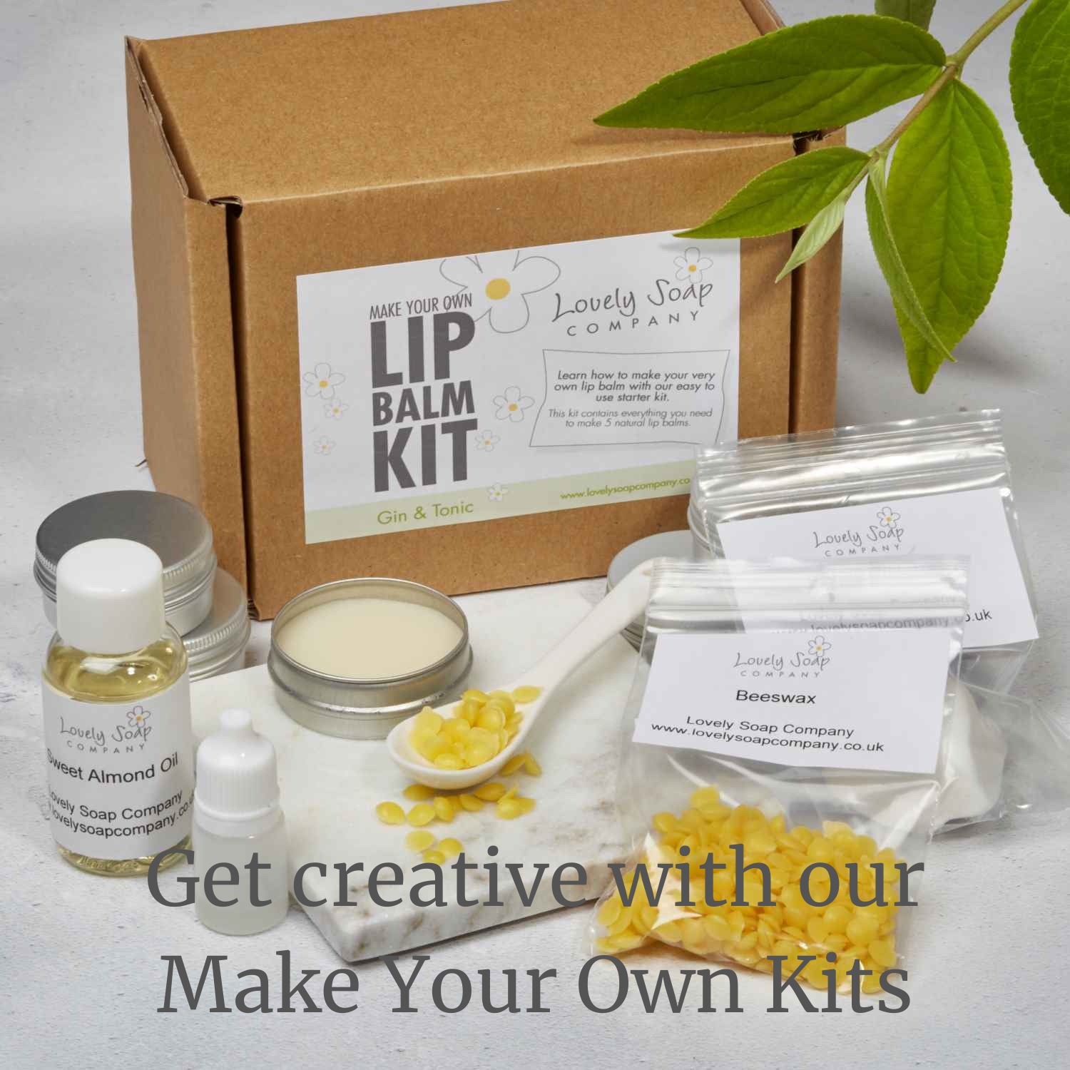 craft kits make your own bath products lovely soap co
