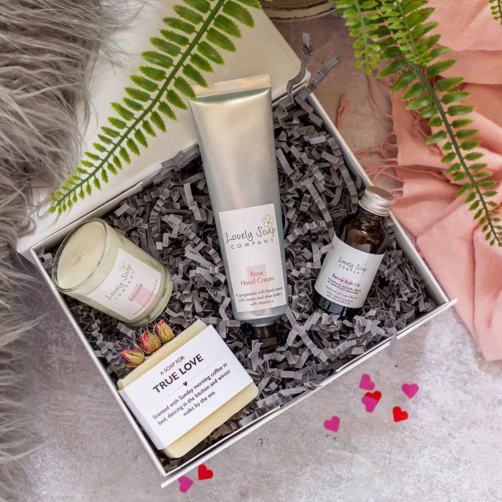 Valentines Spa Gift Set