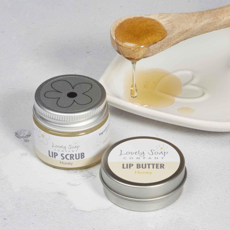 Organic Lip Balms Scrubs Natural Lip Care Lovely Soap Co