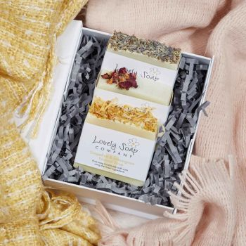 Personalised Soap Selection Gift Set