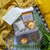 Personalised Anniversary Pamper Box