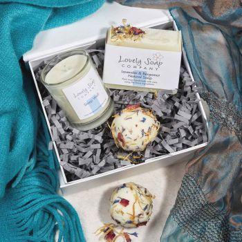 Sleep Well Pamper Gift Set