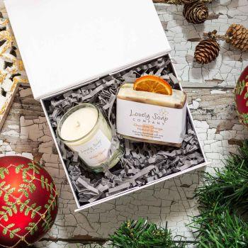 Chocolate Orange Pamper Gift