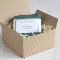 Personalised Soap For Gardeners