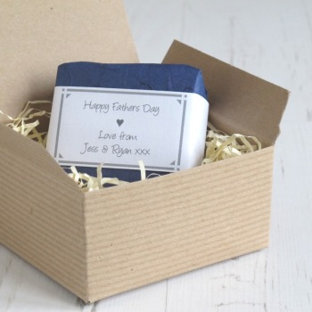 Personalised Soap For Him