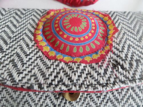 Clutch Bag, fair trade