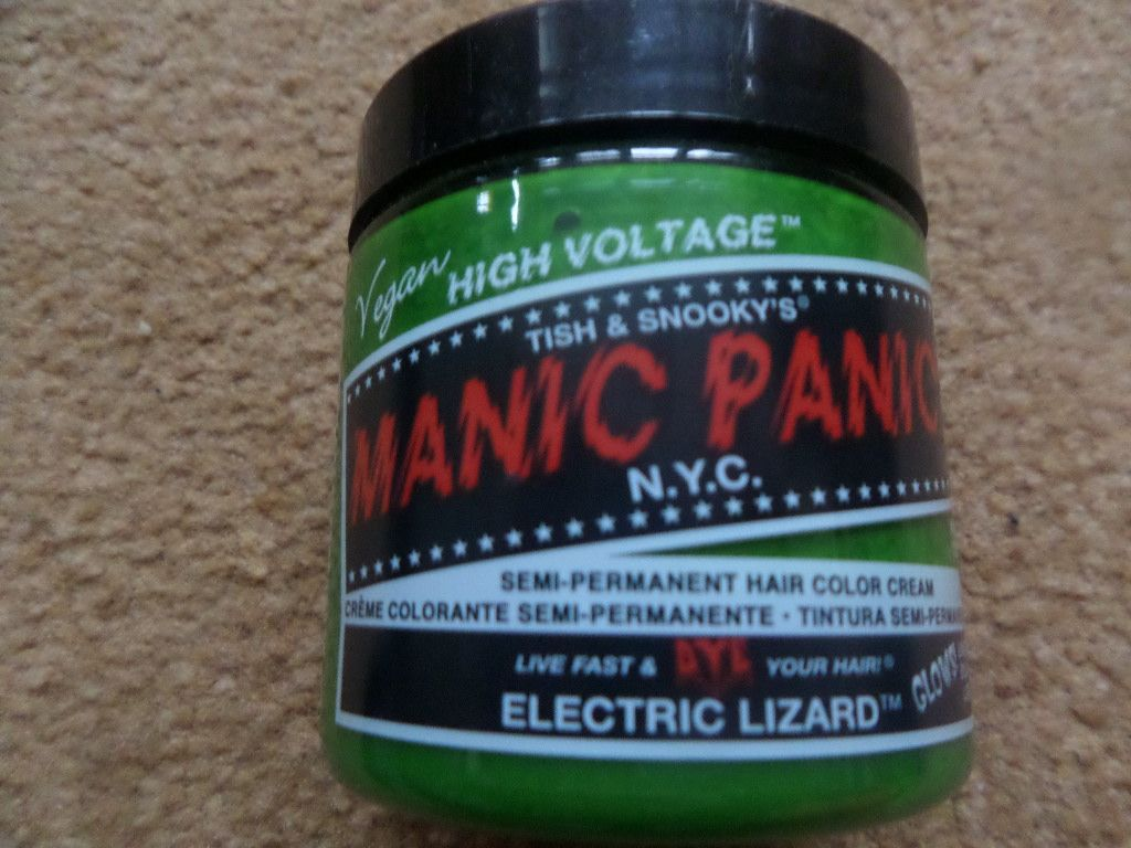 Electric Lizard Manic panic