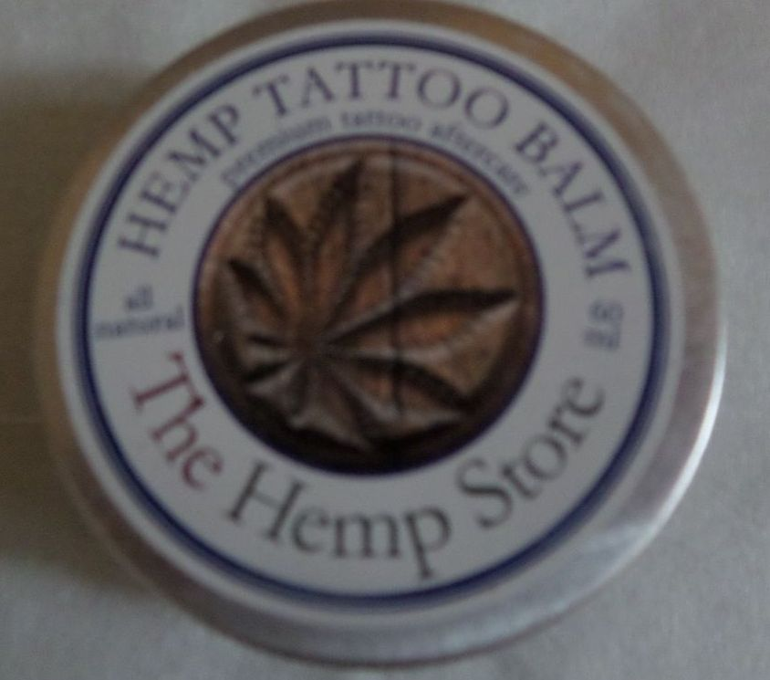 Hemp Tattoo Balm