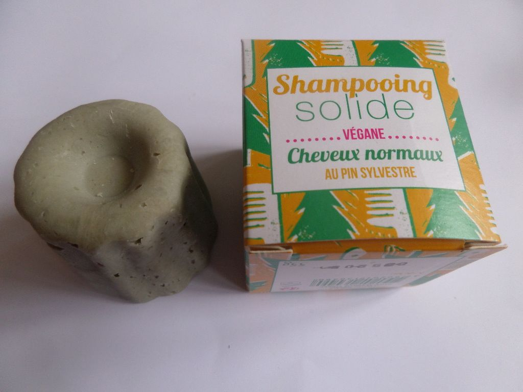 Solid Shampoo, Normal/Oily