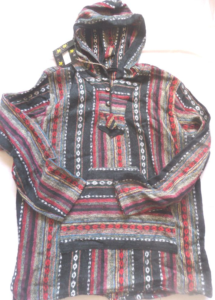 Gents' Hooded Shirt