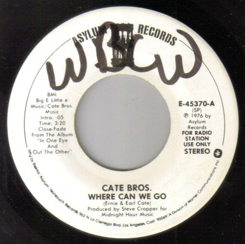 Cate Bros - Where Can We Go