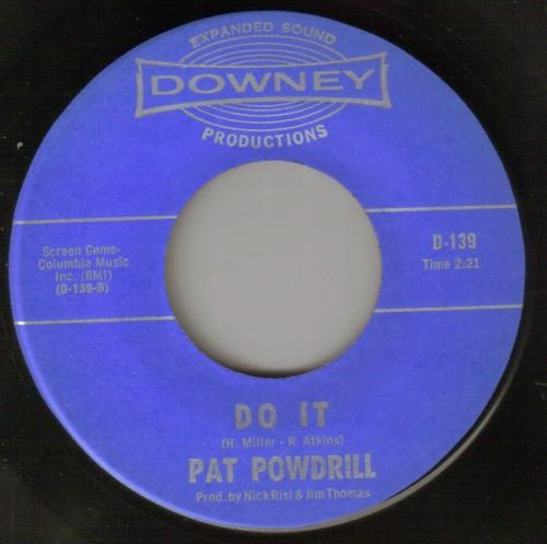 Pat Powdrill - Do It