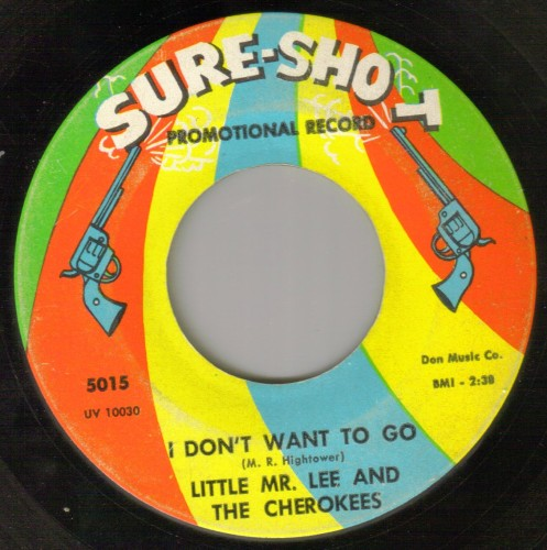 Little Mr Lee - I Don't Want To Go