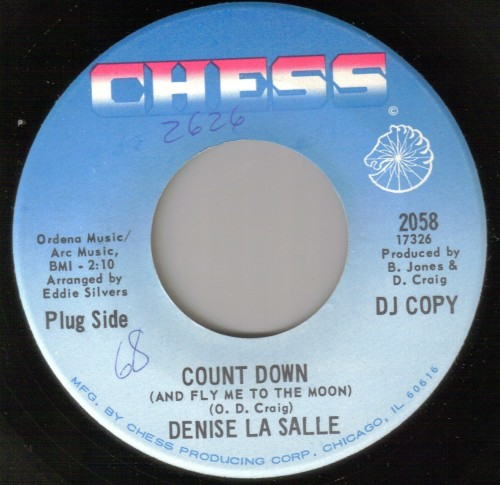 Denise La Salle - Count Down