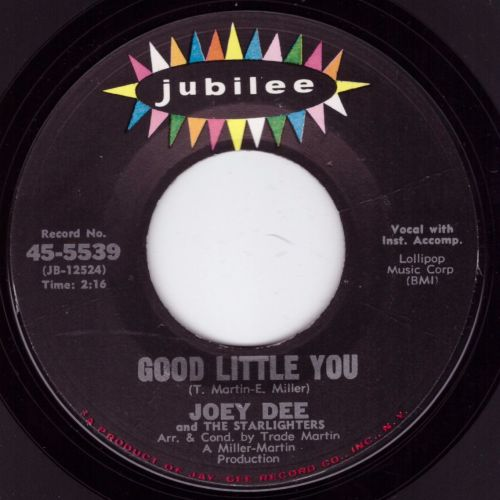Joey Dee - Good Little You