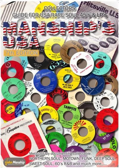 Manship's USA 7th Edition - John Manship